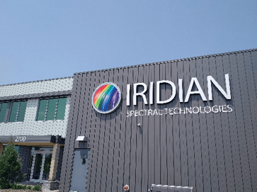 Iridian Achieves ISO 9001:2015 Certification