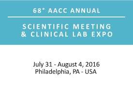 68th AACC Annual Scientific Meeting & Clinical Lab Expo