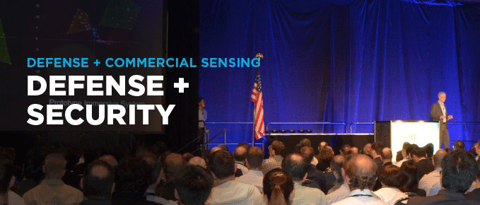 SPIE Defense + Commercial Sensing 2018
