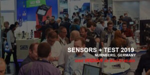 Meet Iridian at Sensor+Test 2019 in Nurnberg, Germany
