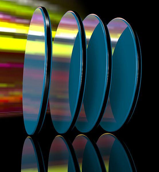 Mid-wave IR Bandpass Filters